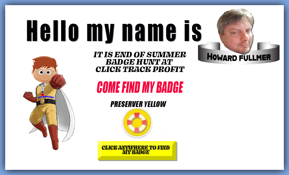find my badge